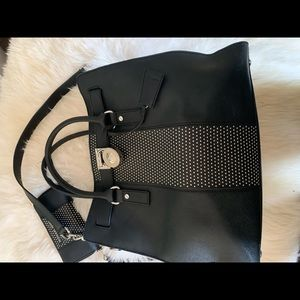 Michael Kors Bags - Michael Kors micro studded  xl Hamilton set